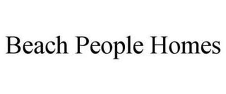BEACH PEOPLE HOMES