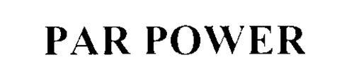 PAR POWER