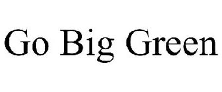 GO BIG GREEN