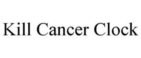 KILL CANCER CLOCK