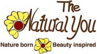 THE NATURAL YOU NATURE BORN BEAUTY INSPIRED