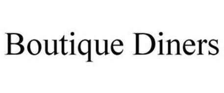 BOUTIQUE DINERS