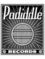 PADIDDLE RECORDS