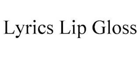 LYRICS LIP GLOSS
