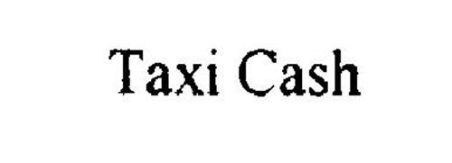 TAXI CASH
