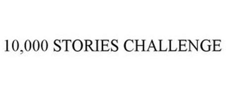 10,000 STORIES CHALLENGE
