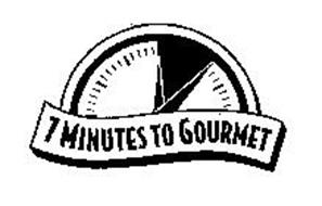 7 MINUTES TO GOURMET