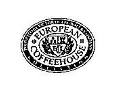 EUROPEAN COFFEEHOUSE COLLECTION ECC IMPORTED BY VICTOR TH. ENGWALL & COMPANY