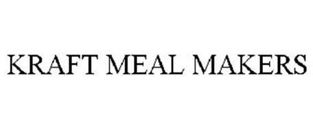 KRAFT MEAL MAKERS