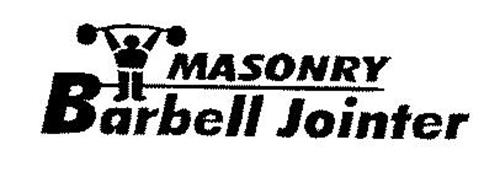 MASONRY BARBELL JOINTER