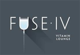 FUSE IV VITAMIN LOUNGE
