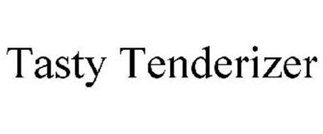 TASTY TENDERIZER