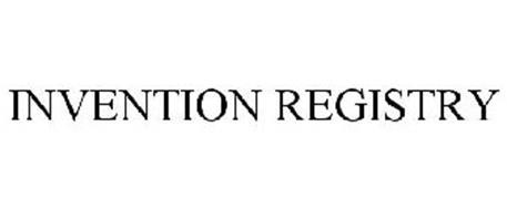 INVENTION REGISTRY