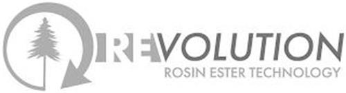 REVOLUTION ROSIN ESTER TECHNOLOGY