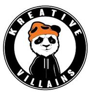KREATIVE VILLAINS