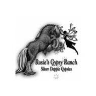 ROSIE'S GYPSY RANCH SILVER DAPPLE GYPSIES