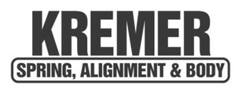 KREMER SPRING, ALIGNMENT & BODY