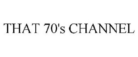 THAT 70'S CHANNEL