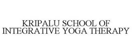 KRIPALU SCHOOL OF INTEGRATIVE YOGA THERAPY
