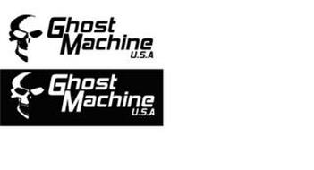 GHOST MACHINE TEXAS GHOST MACHINE U.S.A.