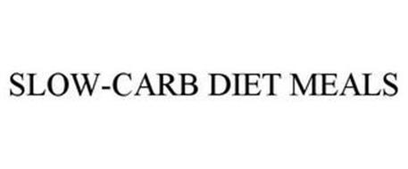 SLOW-CARB DIET MEALS