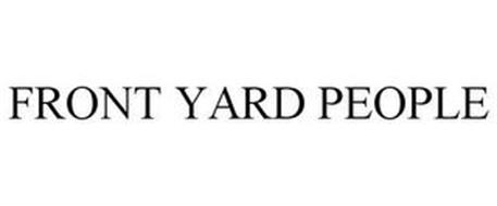 FRONT YARD PEOPLE