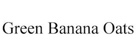 GREEN BANANA OATS