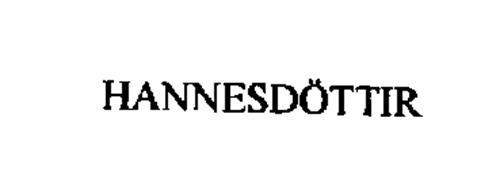 HANNESDOTTIR