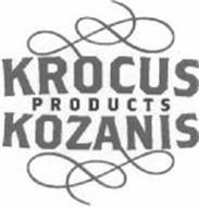 KROCUS KOZANIS PRODUCTS