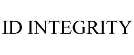 ID INTEGRITY