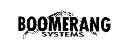 BOOMERANG SYSTEMS