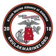 KRULAK MARINE ALLIANCE OF ALABAMA 2018 KRULAKMARINES.ORG 1775 KRULAK MARINES 2018