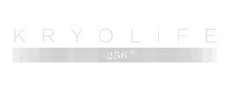 KRYOLIFE -256°