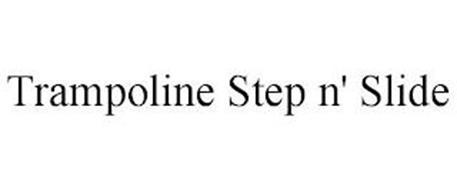 TRAMPOLINE STEP N' SLIDE