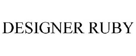 DESIGNER RUBY