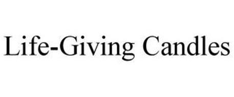LIFE-GIVING CANDLES
