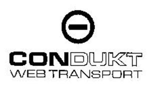 CONDUKT WEB TRANSPORT