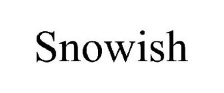 SNOWISH