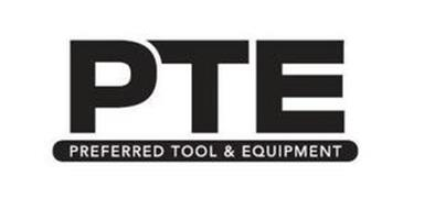 PTE PREFERRED TOOL & EQUIPMENT