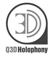 3D Q3D HOLOPHONY