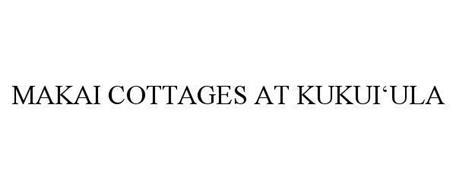 MAKAI COTTAGES AT KUKUI'ULA