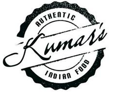 KUMAR'S AUTHENTIC INDIAN FOOD