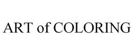 ART OF COLORING