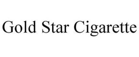 GOLD STAR CIGARETTE
