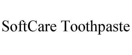 SOFTCARE TOOTHPASTE