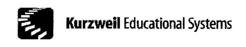 KURZWEIL EDUCATIONAL SYSTEMS