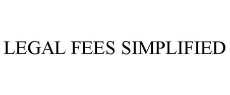 LEGAL FEES SIMPLIFIED