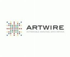 ARTWIRE ACTIONABLE ANALYSIS DATA DRIVEN
