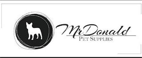 MRDONALD PET SUPPLIES