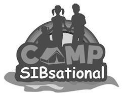 CAMP SIBSATIONAL